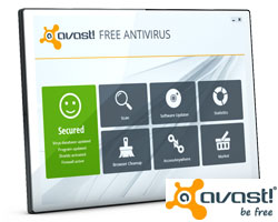 Avast! Antivirenprogramm