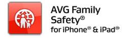 AVG Family Safety iOS