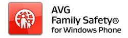 AVG Family Safety Windows Phone