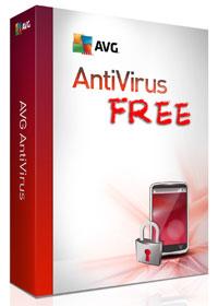 AVG AntiVirus Free mobile