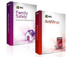 AVG Mobile Security Smartphones