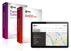 AVG Tablet Security