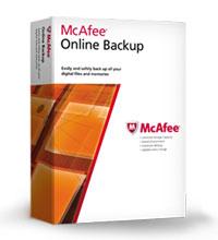 McAfee Online-Backup