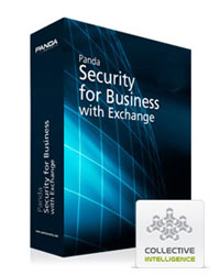 Panda Security for Business with Exchange