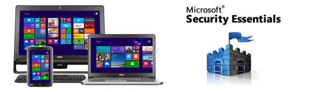 Mircosoft Security Essentials