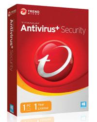Trend Micro Titanium Antivirus Plus