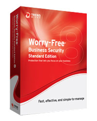Worry Free Business Security Standard