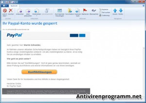 Phishing per E-Mail